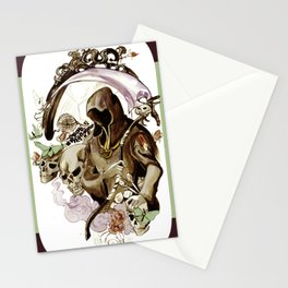 Death Tarot Stationery Cards