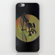 Magnus-Copter -007 iPhone & iPod Skin
