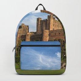 Fascinating Fantastic Fairytale Castle England UHD Backpack