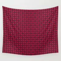 orchid Wall Tapestries featuring Orchid by TRUA