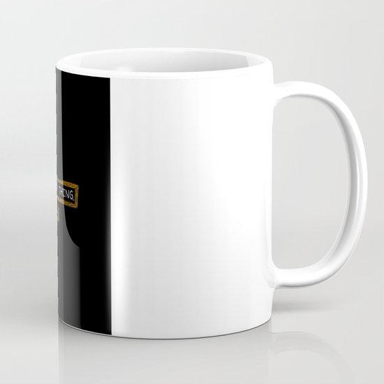 Moderation is Fatal Mug