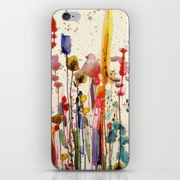 ce doux matin iPhone Skin