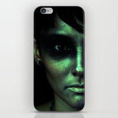 Ethnic Beauty iPhone & iPod Skin