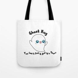 Kawaii Ghosty Tote Bag