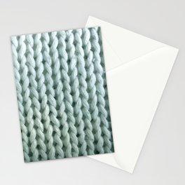 hygge: eau de nil Stationery Cards
