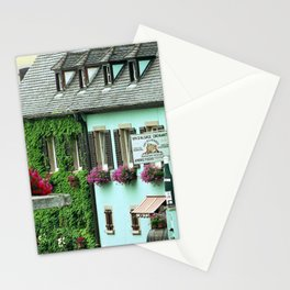 Pastel Town : Alsace Stationery Cards