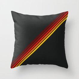 Ahuizotl Throw Pillow