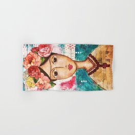 Coco's Closet - Inspired by Frida Hand & Bath Towel
