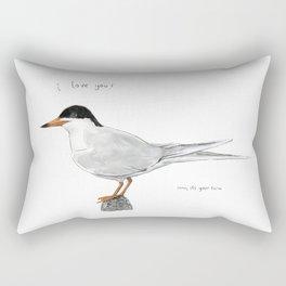 Your Tern ;) Rectangular Pillow