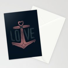 Anchor Love Stationery Cards