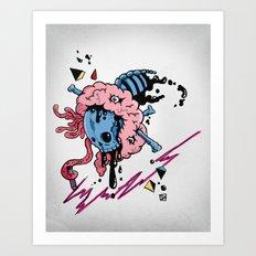 LAW Art Print