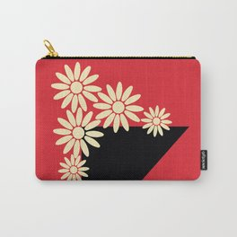 Abstract Vase Carry-All Pouch