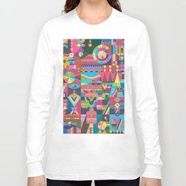 Schema 17 Long Sleeve T-shirt