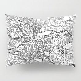 Organic Lines Pillow Sham