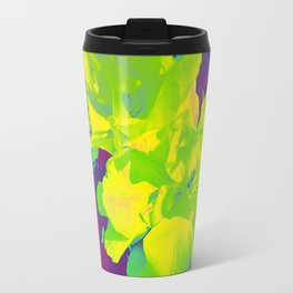 Eccentric Flowers Travel Mug