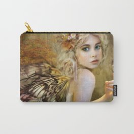 Touch of Gold - Fairy Carry-All Pouch