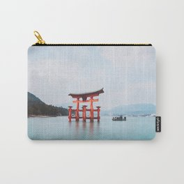 Floating Shringe of Miyamima Carry-All Pouch