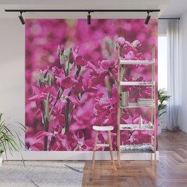 Hot Pink Wall Mural