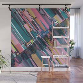 Abstract Composition 637 Wall Mural