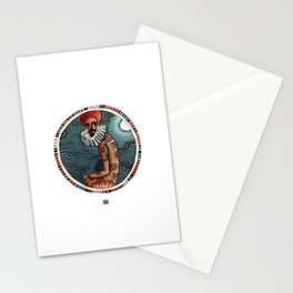 Tribes of our lives Stationery Cards