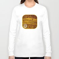 geology Long Sleeve T-shirts featuring Geology 3 by Patricia Howitt