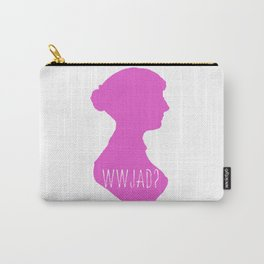 WWJAD? Carry-All Pouch
