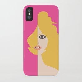 Brigitte iPhone Case