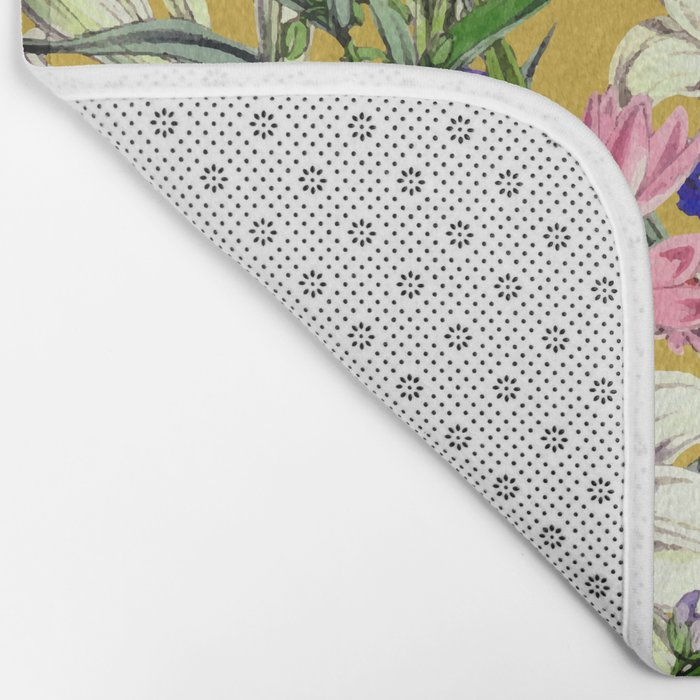 Earthy #society6 #decor #buyart Bath Mat