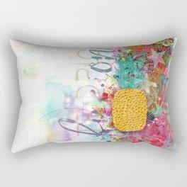 Tropical Fusion Rectangular Pillow