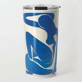 Matisse Blue Nude Travel Mug