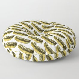Pickle Pattern Floor Pillow