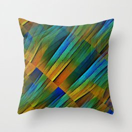 Propogation II Throw Pillow