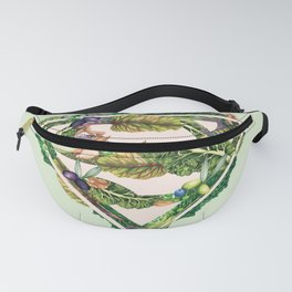 Super Powered By Plants Fanny Pack