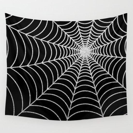 Spiderweb | Silver Glitter by avenger