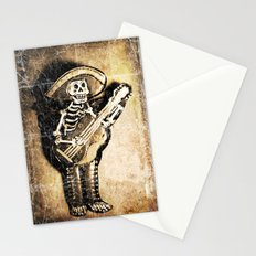 the dead Stationery Cards
