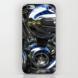 Power and Pipes iPhone Skin