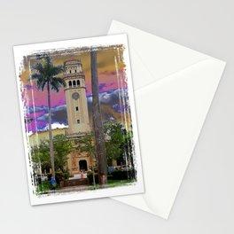 University of Puerto Rico - Main tower Rio Piedras Stationery Cards