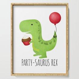 Party-Saurus Rex Serving Tray