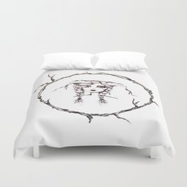 Forest Nymph Duvet Cover