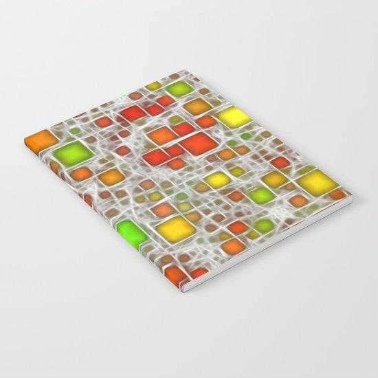 Ceramics Citrus Notebook
