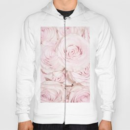 Roses have thorns- Floral Flower Pink Rose Flowers on #Society6 Hoody