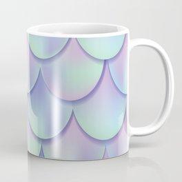 Feather Pattern Coffee Mug