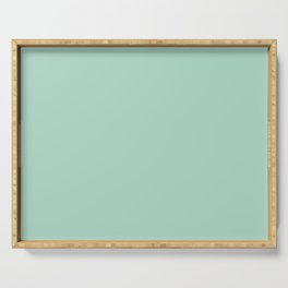 Tranquility (Green/Mint) Color Serving Tray