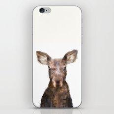 Little Moose iPhone & iPod Skin
