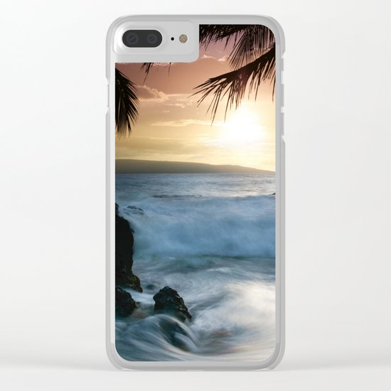 integrations Clear iPhone Case