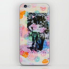 Cowboy Cowgirl Couple iPhone Skin