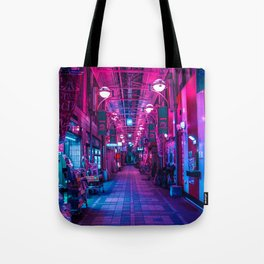 Entrance to the next Dimension Tote Bag