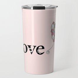 Love Heart Travel Mug