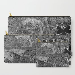 Don't Look Back In Anger Carry-All Pouch