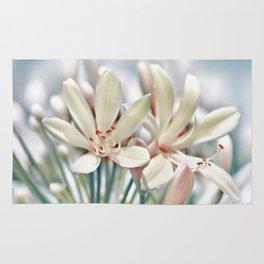 Sumer flower macro 036 Rug